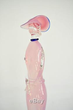 25 RAFFAELI Oggetti Vtg Mid Century Italian Modern Glass Sculpture Murano Italy