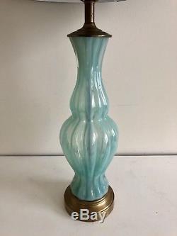 Amazing Vintage Murano Glass Lamp