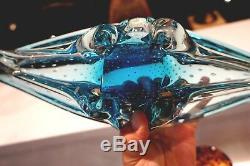 Beautiful Vintage Murano Glass Centerpiece