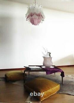 Italian vintage Murano Glass chandelier 38 glasses
