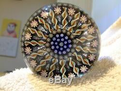 Job Lot Of Vintage Paper weight Baccarat Perthshire Langham Glass Murano1960's