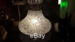 Lampada da tavolo table lamp mazzega anni 70 murano glass vintage modernariato