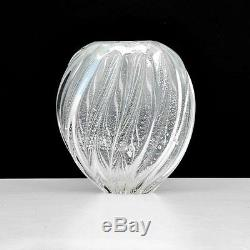 Large Vintage Vase (Seguso, Murano, Laslo, Mikasa, Chihuly, Venini Era)