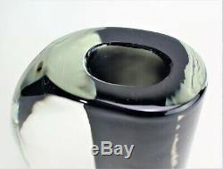 Murano Glass Vase Vintage Fabio Tosi Cenedese Gino Cenedese