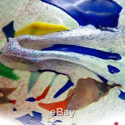 VASE Verre Vintage BIOT Glass Design Verrerie novaro/monod/murano/vallien 80/90