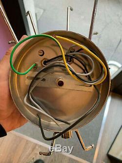 VENINI Murano Carlo Scarpa appliques sconces poliedri vintage vetro glass lamp