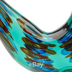 Vintage Alessandro Pianon Murano'pulcini' Art Glass Bird C. 1964