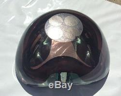 Vintage Barbini Fratelli Italian Murano Art Glass Ashtray Bowl