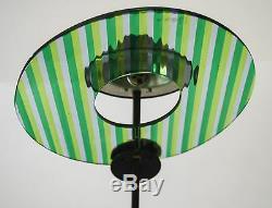 Vintage Desk Light Lampada Da Tavolo Anni 80 Design Vetro DI Murano Glass Art