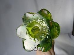 Vintage Murano Art Glass Lamp Base 35cm Tall