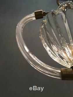 Vintage Murano Glass Chandelier Design Barovier