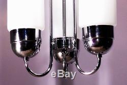 Vintage Murano Glass Lamp Carlo Nason Mazzega Chandelier MidCentury Panton Eames