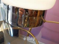 Vistosi Murano Lampada Comare Vintage 1960 Vetro Glass